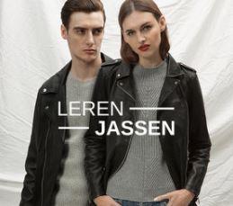 Leren jacks sale - tot 75% korting + evt €10 extra @ Zalando Lounge