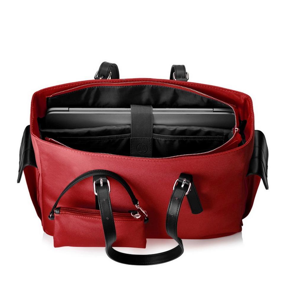 HP Ladies Slim Tote 14 inch laptoptas voor €20,26 @ HP Store