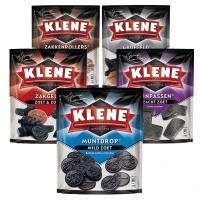 2 zakken Klene drop voor €1,50 @ Trekpleister