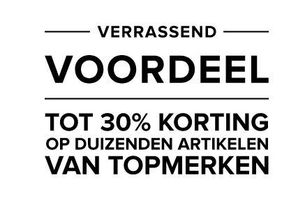 Tot 30% korting op nieuwe collectie @ De Bijenkorf