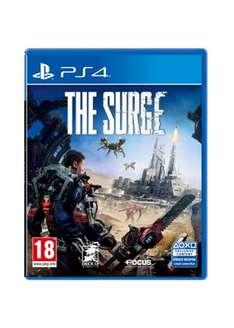 The Surge (PS4) voor €15,22 @ Base