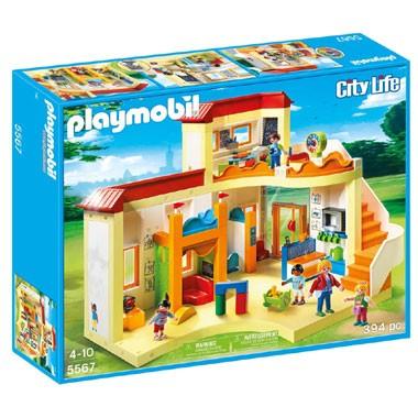 Playmobil 5567 Kinderdagverblijf voor €44,99 @ Intertoys