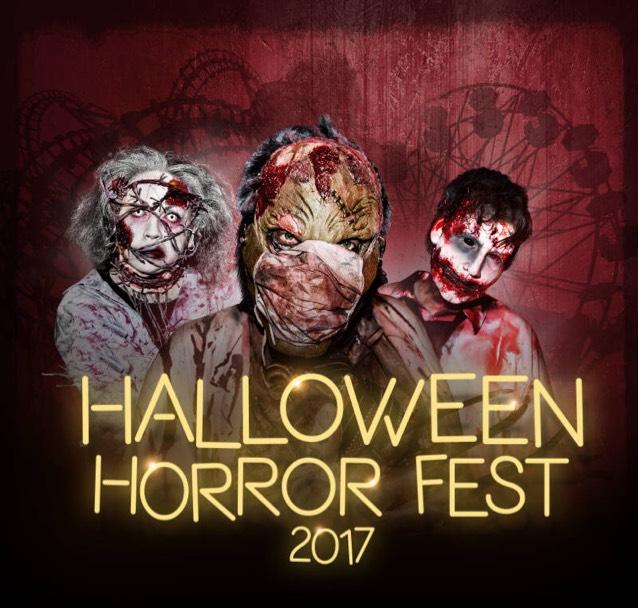 Ticket voor Halloween Horror Fest In MoviePark Germany @ Groupon