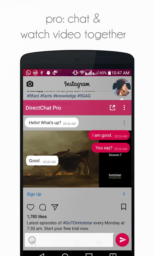 DirectChat Pro Gratis