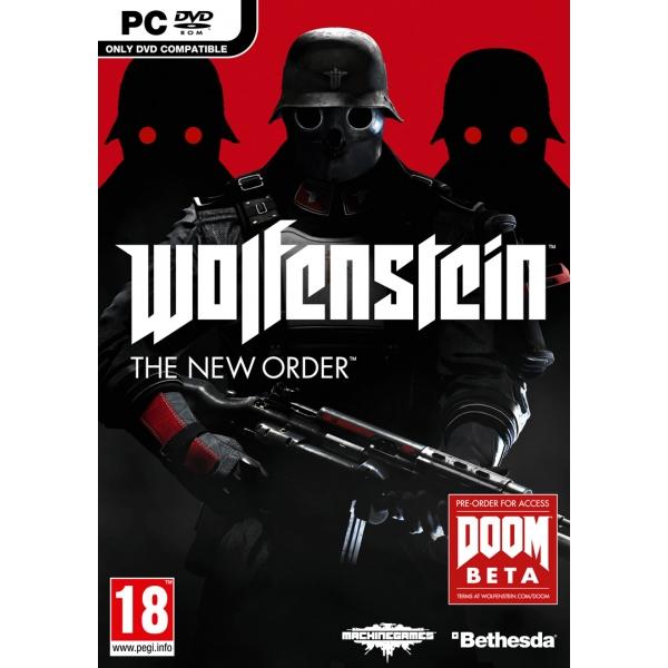 Wolfenstein: The New Order (Steam) voor € 20 @ Green Man Gaming