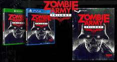 Zombie Army Trilogy Pre-Order (PS4/Xbox One) voor €31,99 @ WOW HD