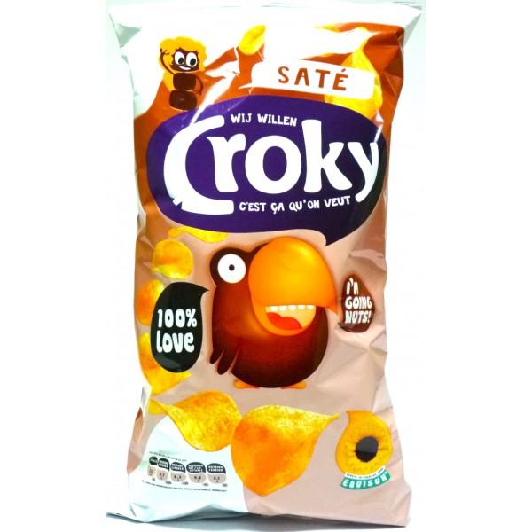 3 zakken Croky chips voor € 1,90 @ EMTE