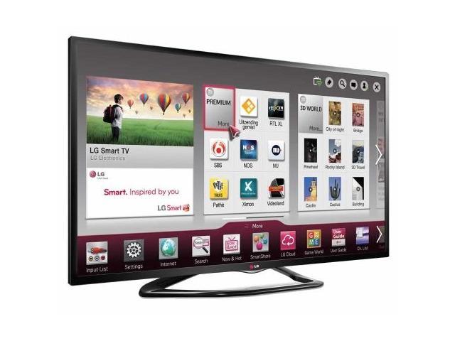 LG 32LN5758 LED Smart-TV voor € 279 @ Koopjeskampioen