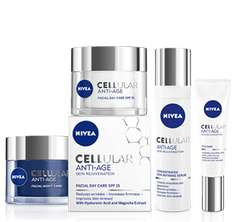 Gratis sample NIVEA CELLular Anti-Age Dagcreme