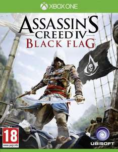 Assassin's Creed IV: Black Flag (Xbox One) voor € 22,98 @ Play-Asia