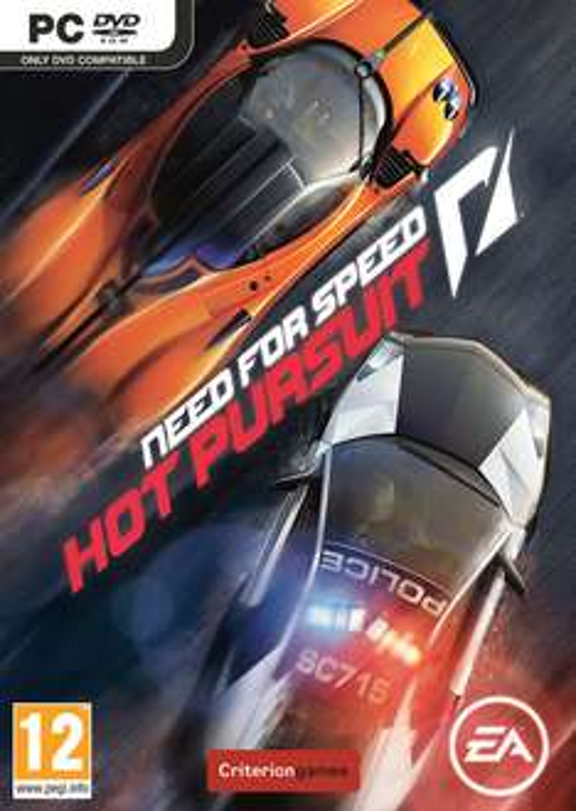 Need for Speed Sale, bijv. Hot Pursuit voor € 3,75 @ Steam