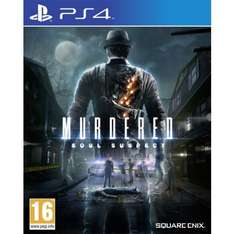 Murdered: Soul Suspect (PS4) game voor € 23,95 @ The Game Collection