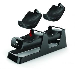 Venom Dual Charging Stand + Battery Pack met 2 accu's (PS4) voor €29,99 @ Gamedumper