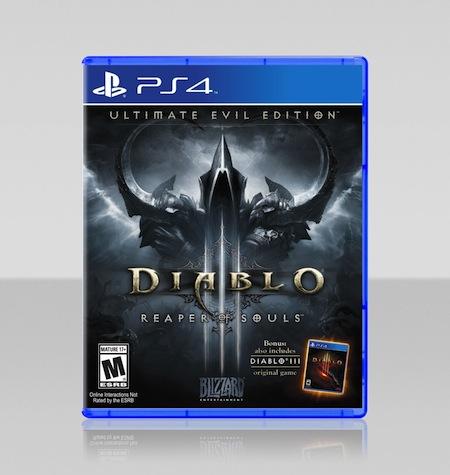 Diablo III: Reaper of Souls - Ultimate Evil Edition (PS4) voor € 44,79 @ WOW HD