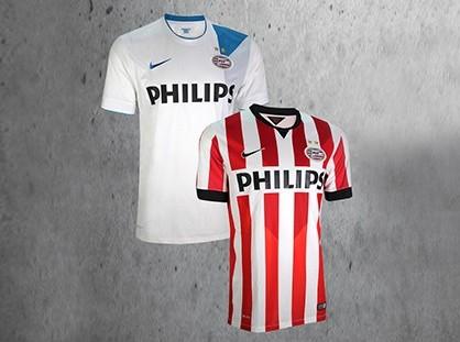 PSV Shirts Seizoen 2014/2015 voor € 52,79 @ SportsDirect