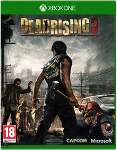 Dead Rising 3 (Xbox One) voor € 49,99 @ Bol.com
