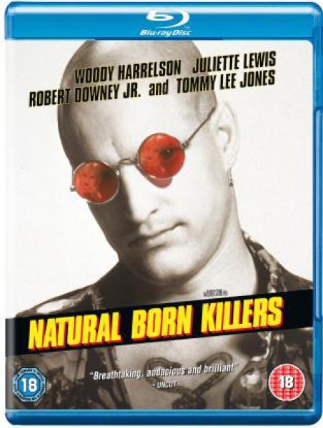 Natural Born Killers (Blu-ray) voor € 7,75 @ Zavvi