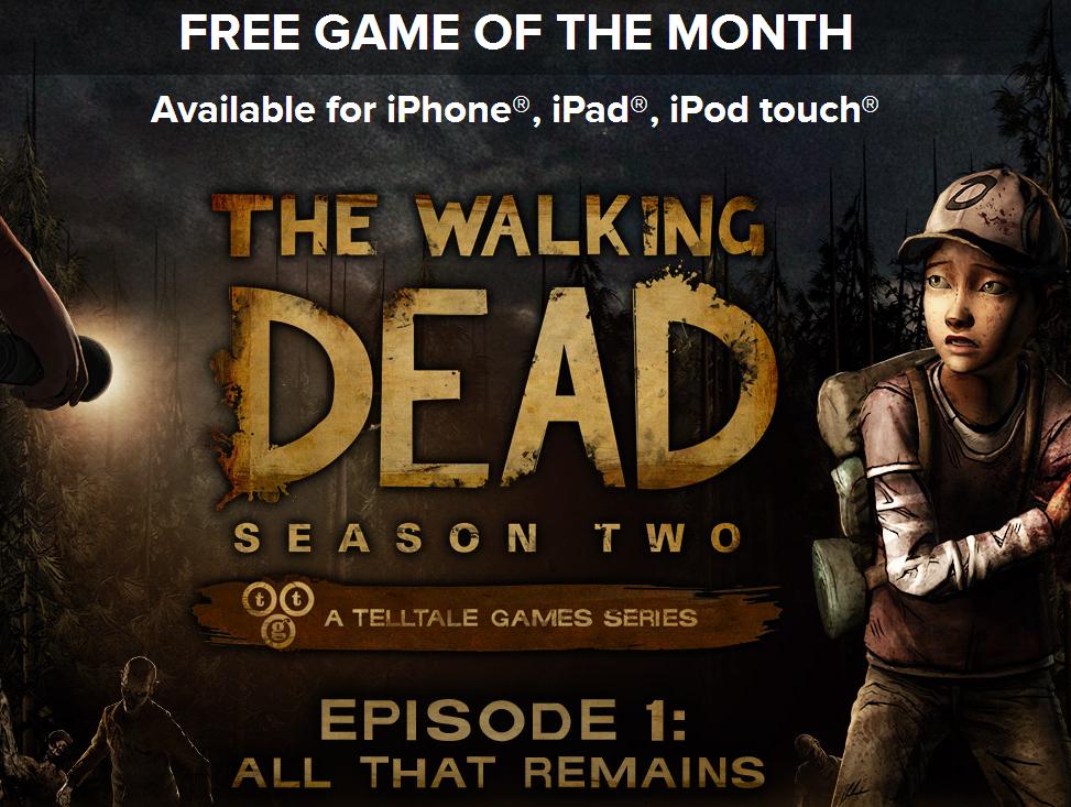 The Walking Dead: The Game Seizoen 2 Episode 1 (iOS) gratis @ IGN