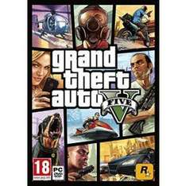 Grand Theft Auto V (PC) (Steam) voor € 33,31 @ CDKeys