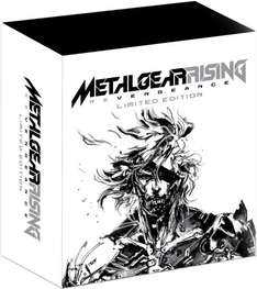Metal Gear Rising: Revengeance - Limited Edition (Xbox 360) voor € 32,25 @ Zavvi