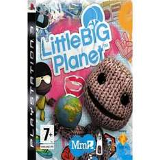 Little Big Planet (PS3) game voor €5