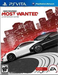 Need for Speed: Most Wanted (PS Vita download) game voor €9