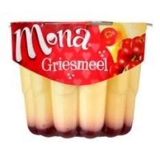 2x Mona pudding gratis (geld terug) @ Poiesz
