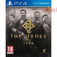 The Order: 1886 (PS4) voor €23,98 @ Vendo