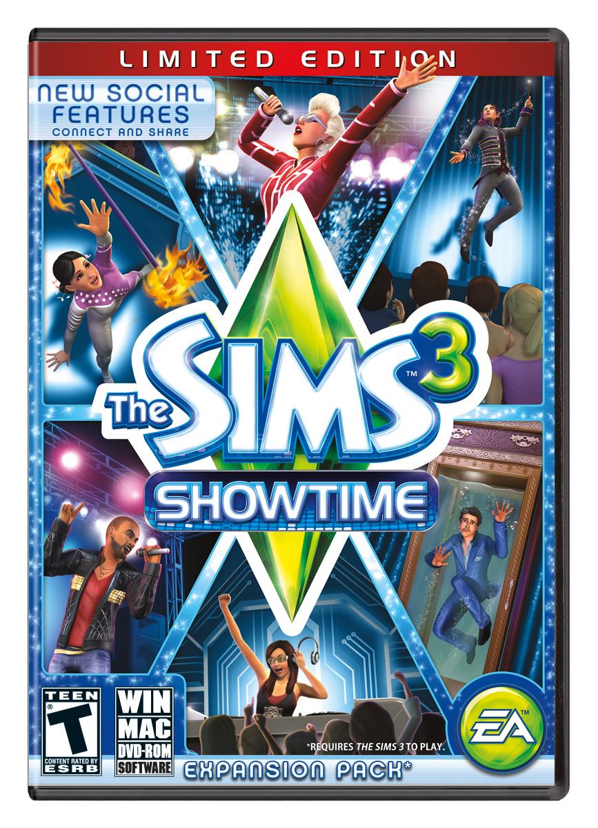 The Sims 3: Showtime (uitbreiding) voor € 3,49 @ MMOGA