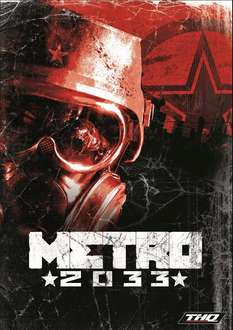Metro 2033 (PC) (Steam) game voor €2,51 @ GameFly