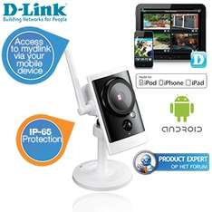 D-Link DCS-2330L Cloud beveiligingscamera voor € 155,90 @ iBOOD