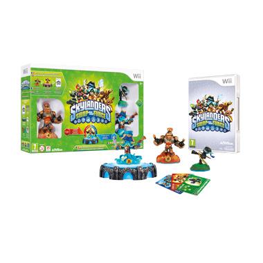 Skylanders: Swap Force Pack (Wii, Wii U, Xbox 360, PS3)+ gratis schoolsetje voor € 30 @ Bart Smit