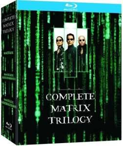 The Matrix Trilogy (Blu-ray) voor € 13,48 @ Zavvi
