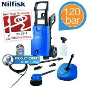 Nilfisk C120.6-6 PCAD X-TRA Hogedrukreiniger voor €109