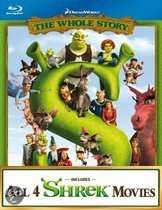 Shrek Quadrilogy (Blu-ray) (4 films) voor € 26,99 @ Bol.com