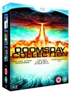 Doomsday Collection (Blu-ray) - Drie films voor €9