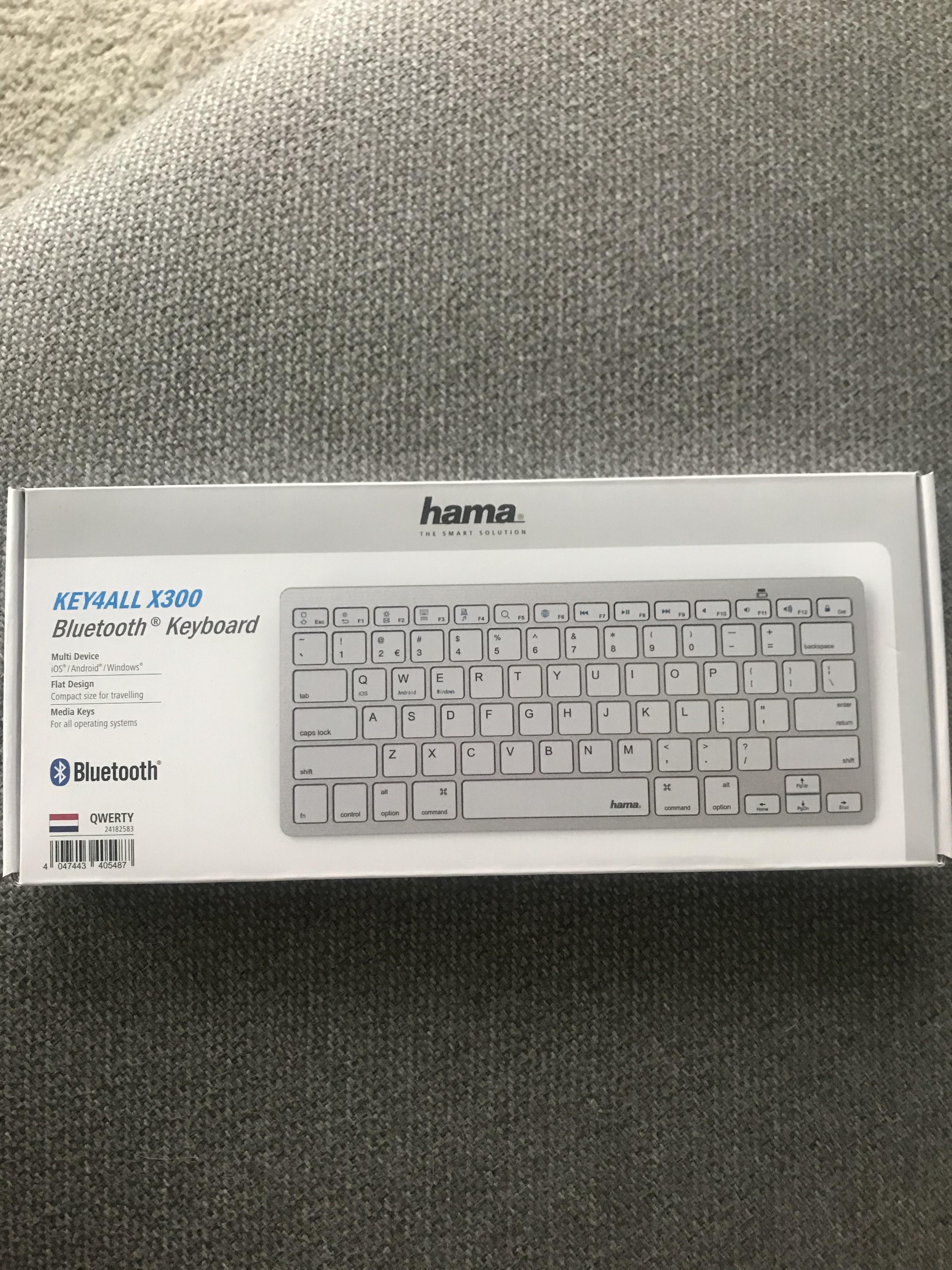 Action: Draadloos toetsenbord Hama