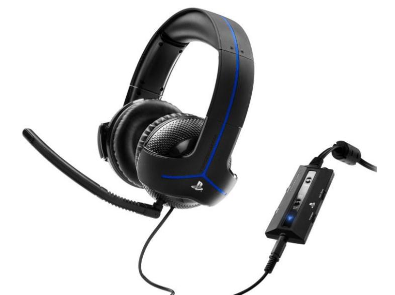 thrustmaster y 300p ps3 ps4 gaming headset voor 49. Black Bedroom Furniture Sets. Home Design Ideas