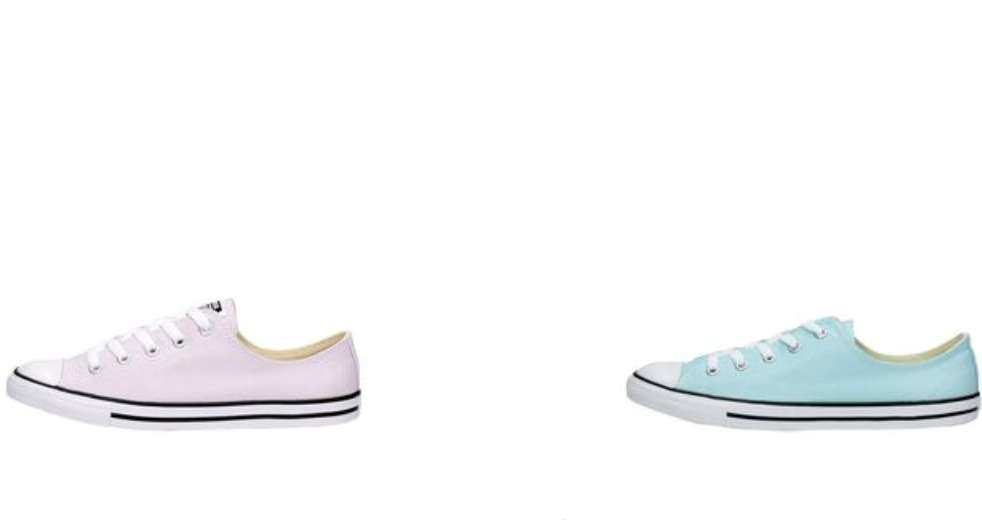 Converse Chuck Taylor All Star Dainty rozegroen (maat 37