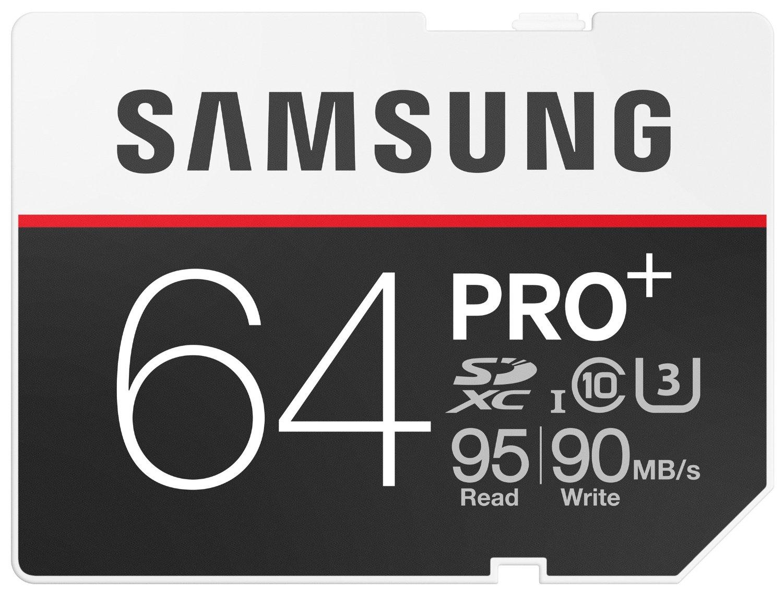 Samsung pro sdxc 64gb voor 40 70 - Geldt bold ...