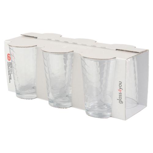 Welp 6 glazen voor €0,99 (weekaanbieding) @ Action - Pepper.com ZP-41