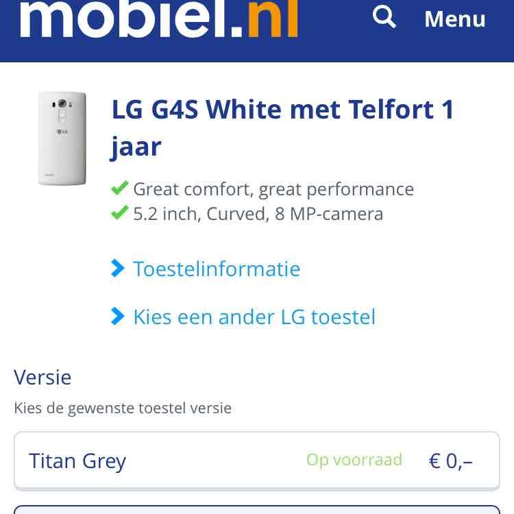 GSM topdeal: Vergelijk de beste GSM aanbiedingen van Nederland