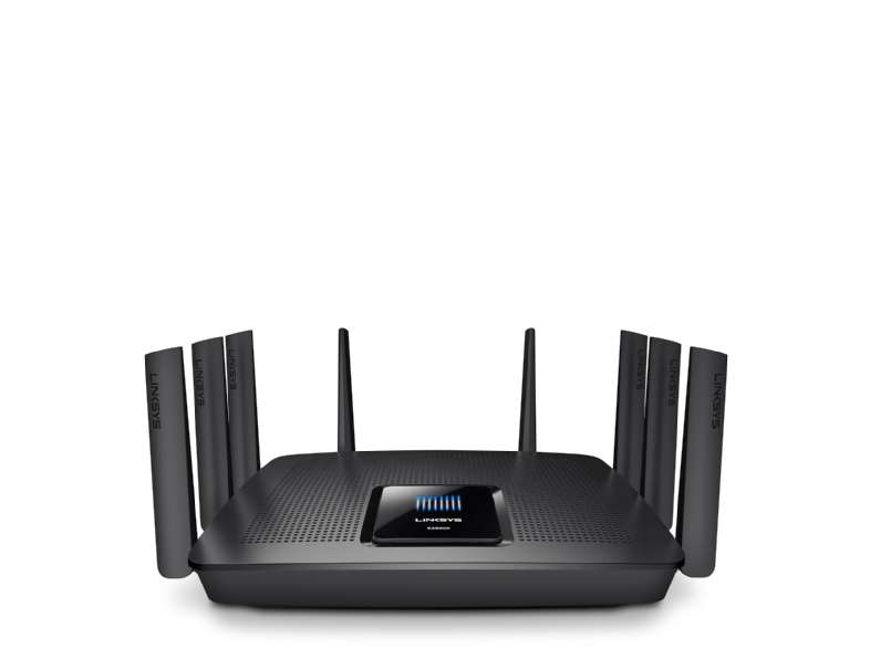 linksys ea9500 max stream ac5400 mu mimo gigabit router voor 233 media markt. Black Bedroom Furniture Sets. Home Design Ideas