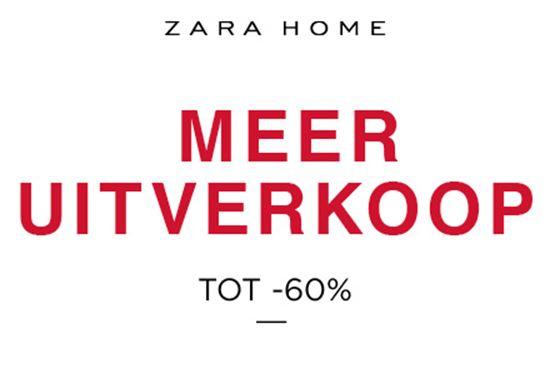 Update Sale 50 60 Korting At Zara Home Peppercom