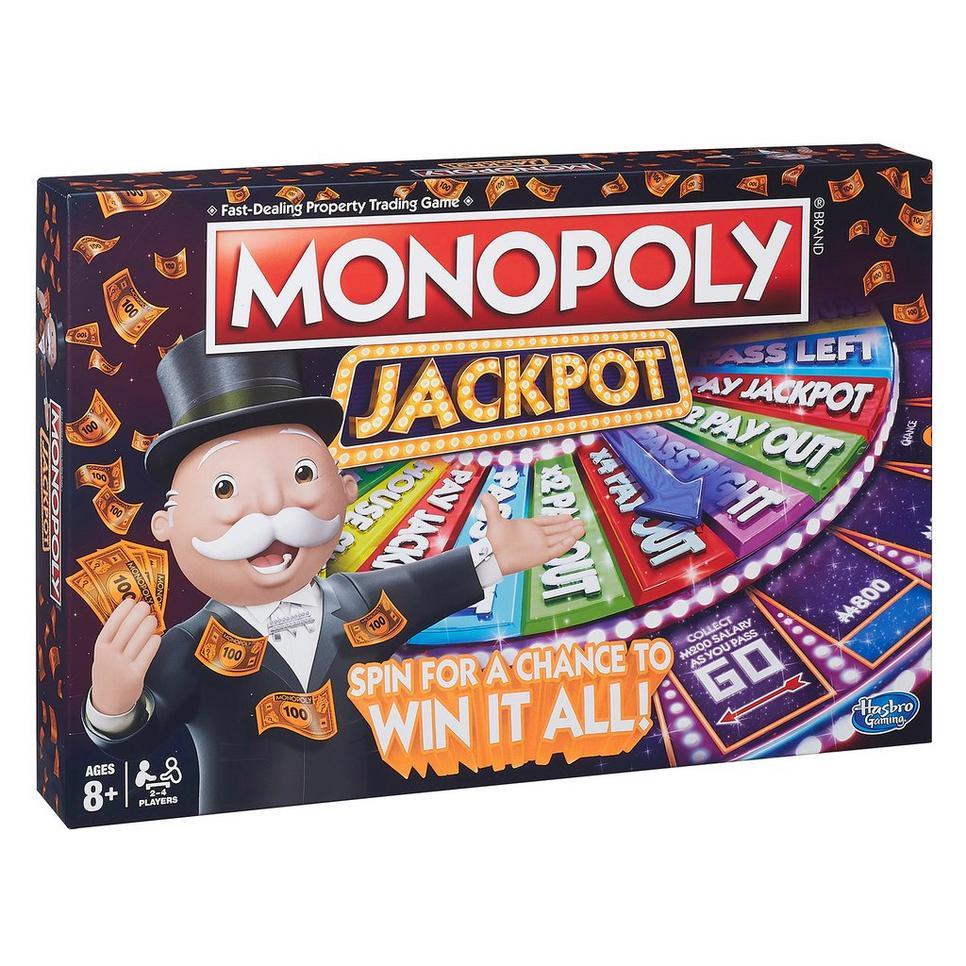 Mr Monopoly Jackpot