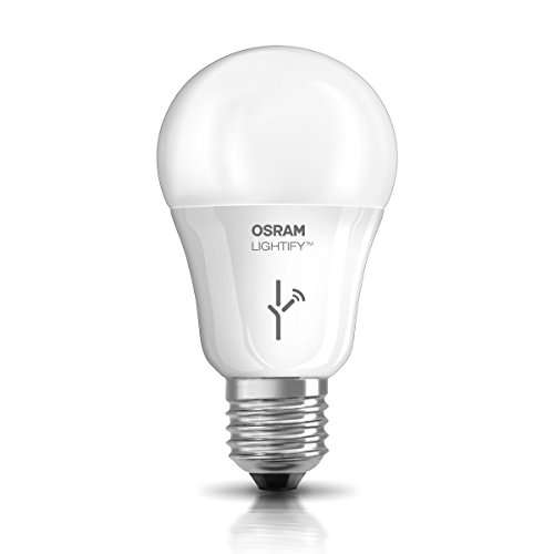osram lightify classic a tunable white led gloeilamp. Black Bedroom Furniture Sets. Home Design Ideas