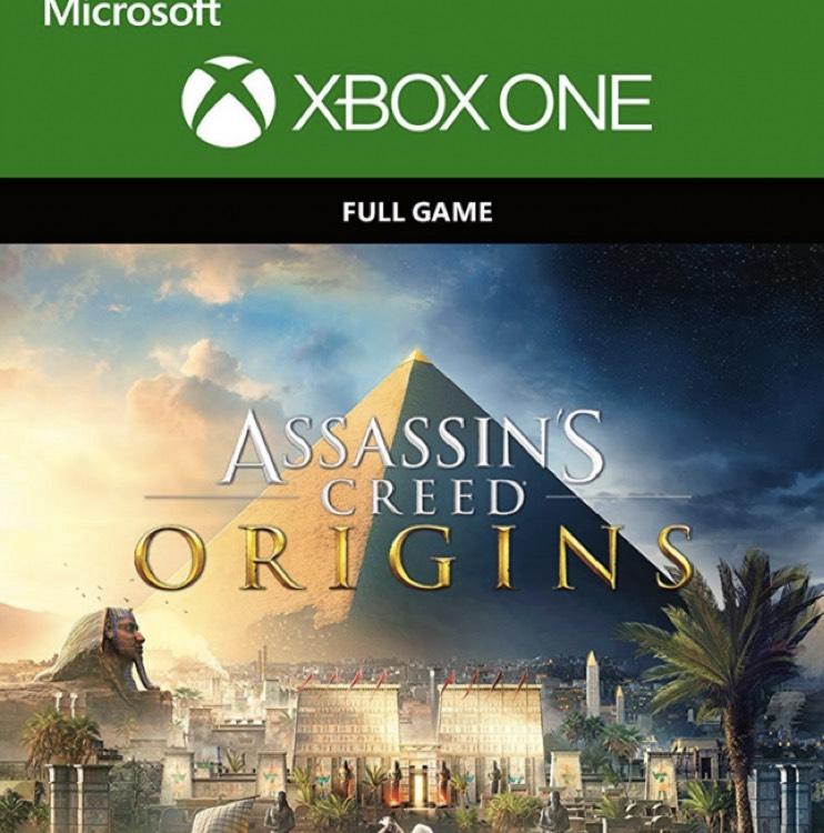 Assassins Creed Origins (Xbox One Digital Code) + Assassin ...