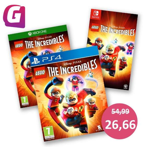 LEGO The Incredibles: Parr Family Vacation Pack 2018 pc game Img-2