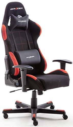 amazon dx racer 1 gaming stoel. Black Bedroom Furniture Sets. Home Design Ideas