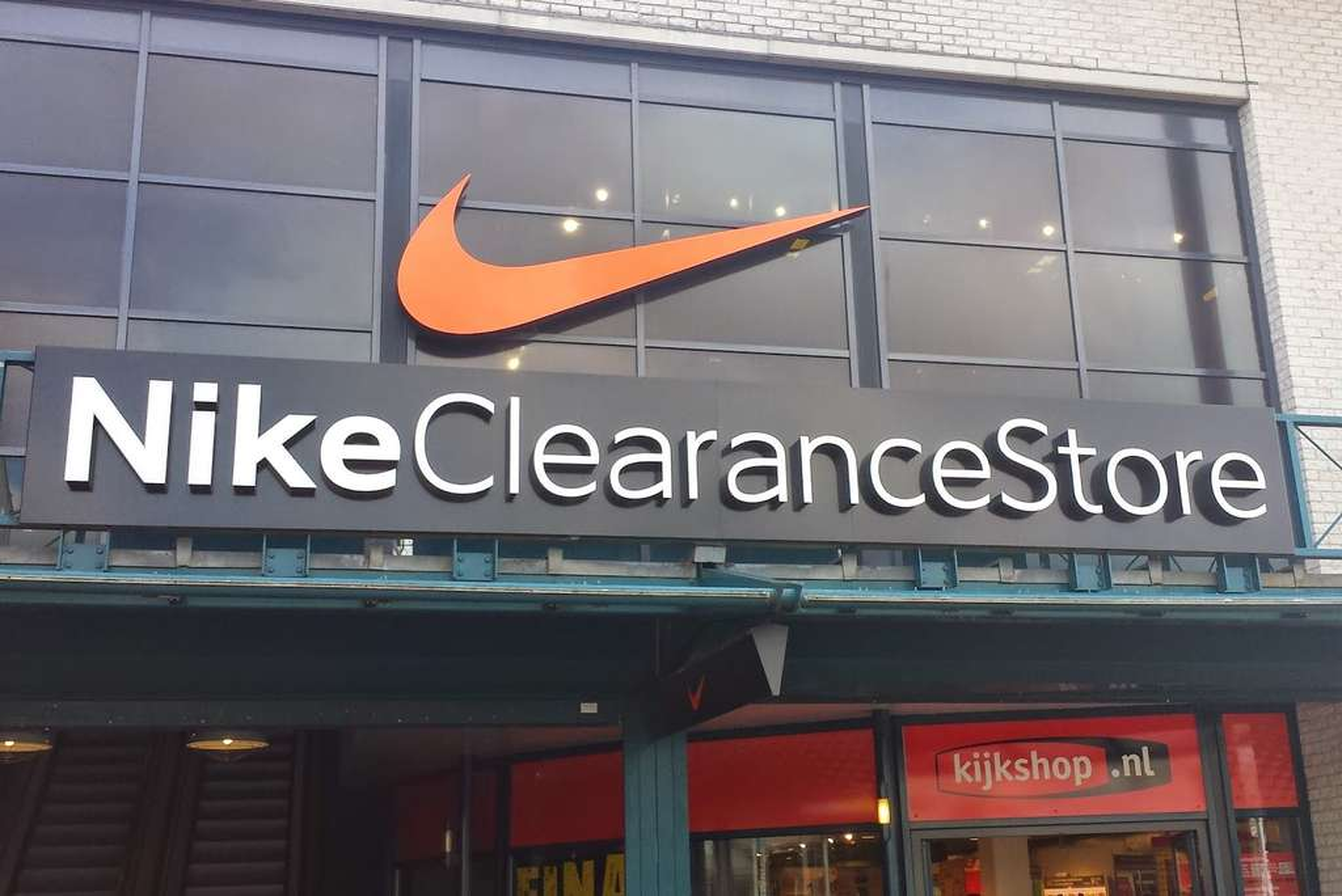 Nike Winkel Deventer Openingstijden